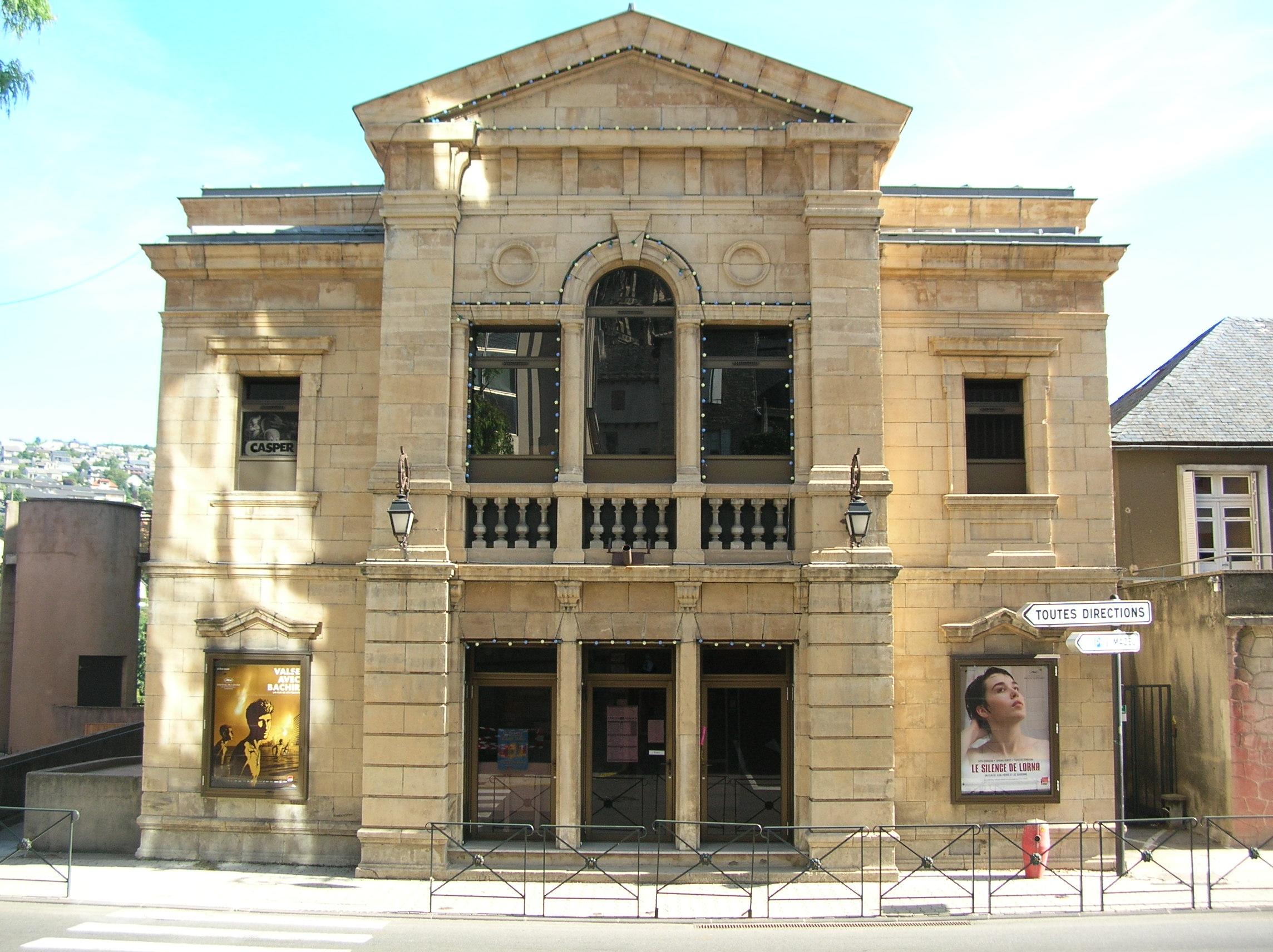 CINEMA TRIANON - MENDE - Portail Culturel de la Lozère